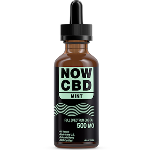 NOW CBD Oil Tinctures
